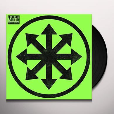Attila CHAOS Vinyl Record