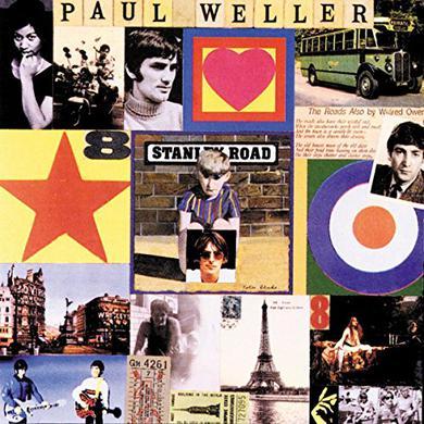 Paul Weller STANLEY ROAD Vinyl Record
