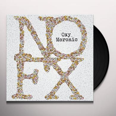 Nofx OXY MORONIC Vinyl Record