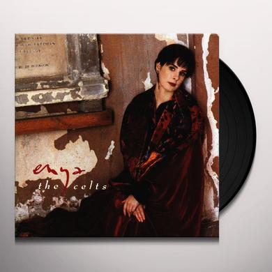 Enya CELTS Vinyl Record