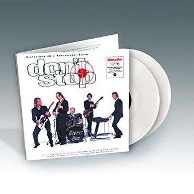 Status Quo DON'T STOP Vinyl Record