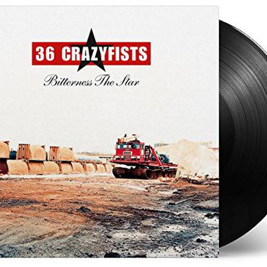 36 Crazyfists BITTERNESS THE STAR Vinyl Record