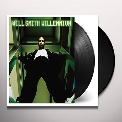 Will Smith WILLENNIUM Vinyl Record - Holland Import