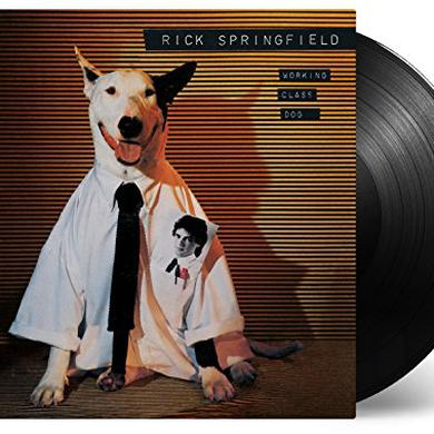 Rick Springfield WORKING CLASS DOG Vinyl Record