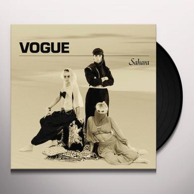Vogue SAHARA / SHATTERED PEACE Vinyl Record