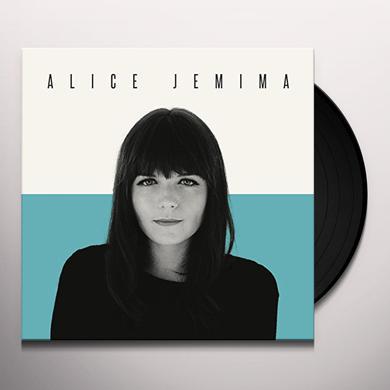 ALICE JEMIMA Vinyl Record