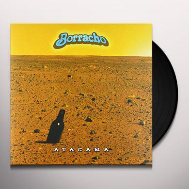 Borracho ATACAMA Vinyl Record