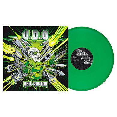 U.D.O. REV-RAPTOR Vinyl Record