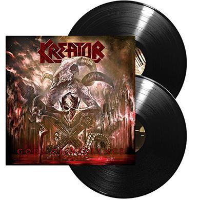 Kreator GODS OF VIOLENCE Vinyl Record