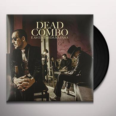 DEAD COMBO & AS CORDAS DA MA FAMA Vinyl Record