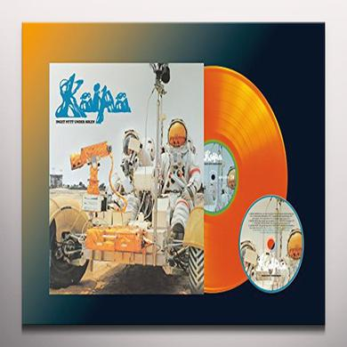 KAIPA INGET NYTT UNDER SOLEN Vinyl Record - w/CD, Colored Vinyl, Limited Edition, UK Import