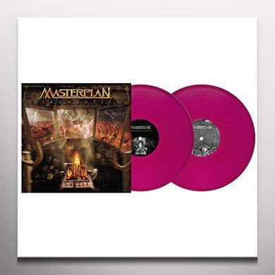 Masterplan AERONAUTICS (MAGENTA VINYL) Vinyl Record - Colored Vinyl, UK Import