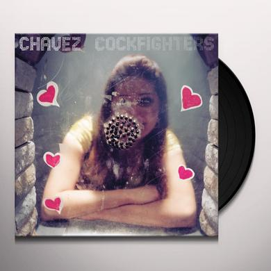 Chavez COCKFIGHTERS (EP) Vinyl Record - Digital Download Included