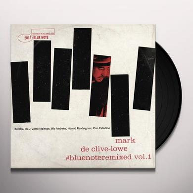 Mark De Clive-Lowe BLUE NOTE REMIXED VOL. 1 Vinyl Record