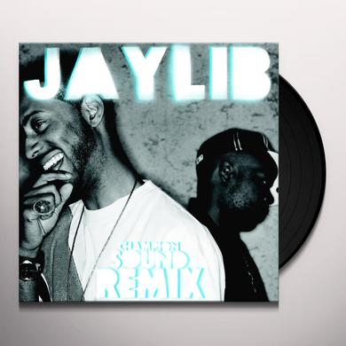 Jaylib CHAMPION SOUND: THE REMIX Vinyl Record