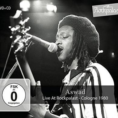 Aswad LIVE AT ROCKPALAST: COLOGNE 1980 Vinyl Record