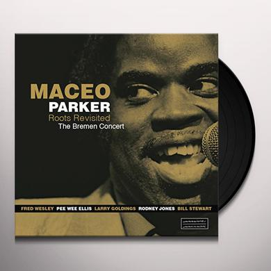 Maceo Parker ROOTS REVISITED THE BREMEN CONCERT Vinyl Record