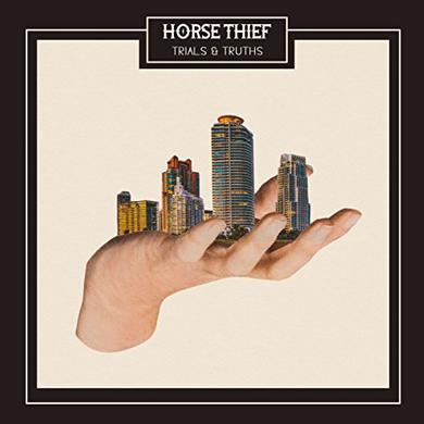 Horse Thief TRIALS & TRUTHS Vinyl Record - 180 Gram Pressing, Digital Download Included