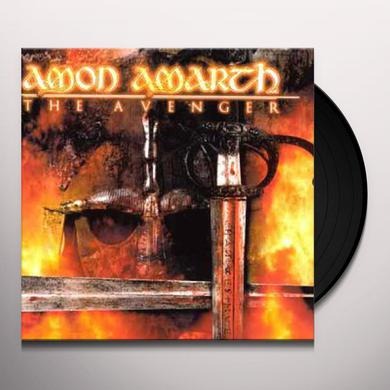 Amon Amarth ONCE SENT FROM THE GOLDEN HALL Vinyl Record