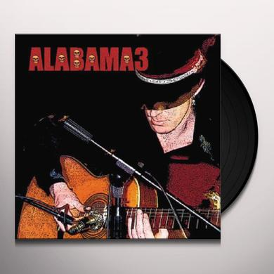 Alabama 3 LAST TRAIN TO MASHVILLE Vinyl Record