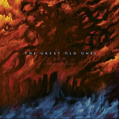 Great Old Ones EOD: A TALE OF DARK LEGACY Vinyl Record