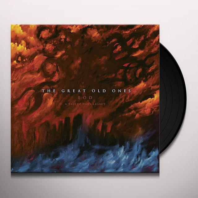 Great Old Ones Eod A Tale Of Dark Legacy Vinyl Record