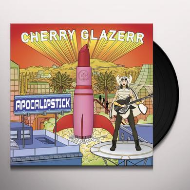 Cherry Glazerr APOCALIPSTICK Vinyl Record