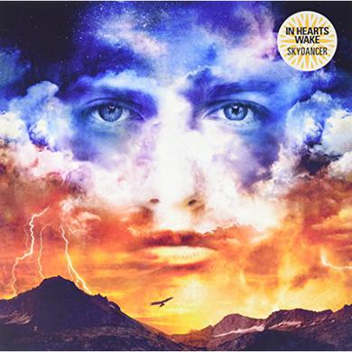 In Hearts Wake SKYDANCER (CLEAR YELLOW VINYL) Vinyl Record