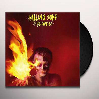 Killing Joke FIREDANCES Vinyl Record