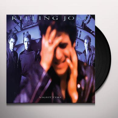 Killing Joke NIGHTIME Vinyl Record