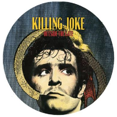Killing Joke OUTSIDE THE GATE Vinyl Record