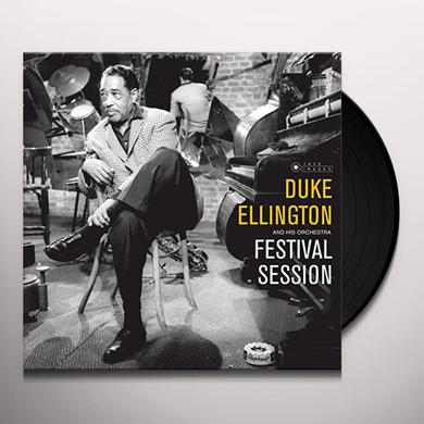 Duke Ellington FESTIVAL SESSION Vinyl Record