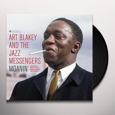 Art Blakey / Jazz Messengers MOANIN Vinyl Record