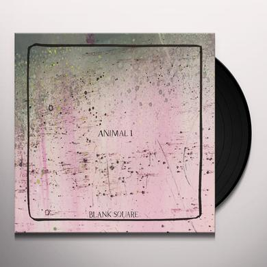 Blank Square ANIMAL I Vinyl Record