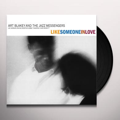 Art Blakey LIKE SOMEONE IN LOVE Vinyl Record