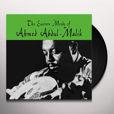 EASTERN MOODS OF AHMED ABDUL-MALIK Vinyl Record