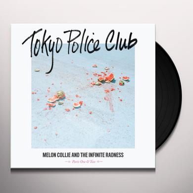 Tokyo Police Club MELON COLLIE & THE INFINITE RADNESS (PART 1 & 2) Vinyl Record