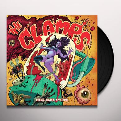 Clamps BLEND SHAKE SWALLOW Vinyl Record