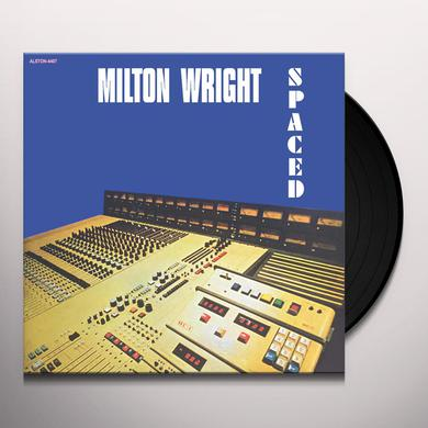 Milton Wright SPACED Vinyl Record