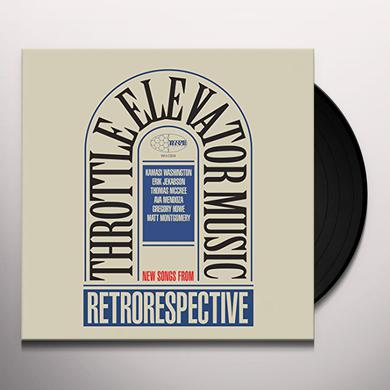 Throttle Elevator Music RETRORESPECTIVE Vinyl Record
