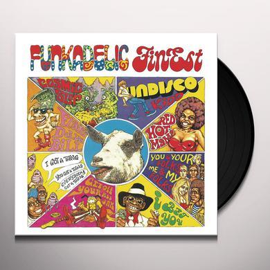 Funkadelic FINEST Vinyl Record