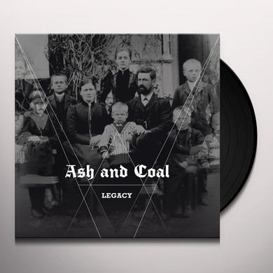 Ash & Coal LEGACY Vinyl Record