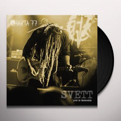 Charta 77 SVETT: LIVE IN TRONDHEIM Vinyl Record
