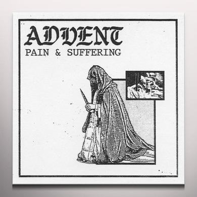 Advent PAIN & SUFFERING Vinyl Record - Green Vinyl, Digital Download Included