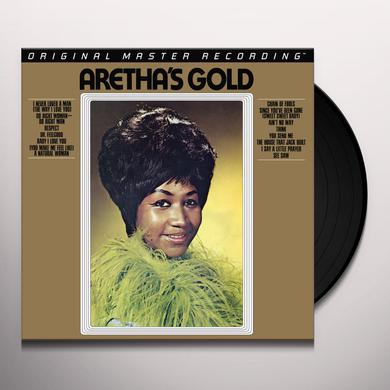 Aretha Franklin ARETHA'S GOLD Vinyl Record - Limited Edition, 180 Gram Pressing