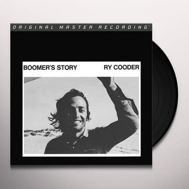 Ry Cooder BOOMER'S STORY Vinyl Record