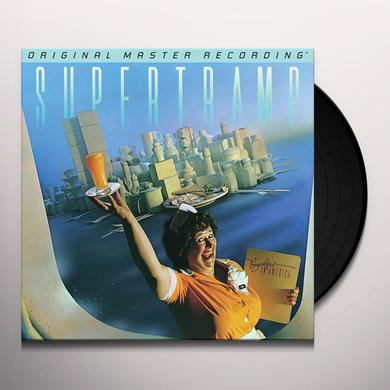 Supertramp BREAKFAST IN AMERICA Vinyl Record - Limited Edition, 180 Gram Pressing