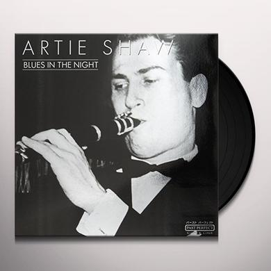 Artie Shaw BLUES IN THE NIGHT Vinyl Record