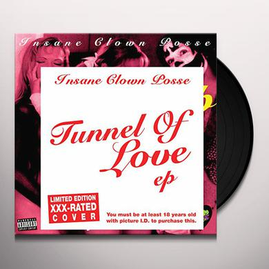 Insane Clown Posse TUNNEL OF LOVE XXX-VERSION VINYL Vinyl Record
