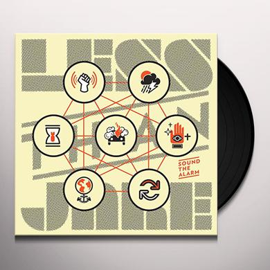 Less Than Jake SOUND THE ALARM Vinyl Record